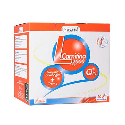 Drasanvi L-Carnitina 20 viales
