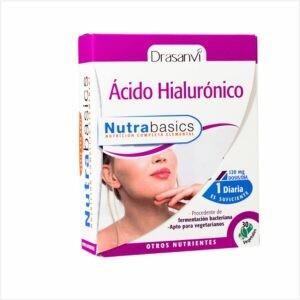 Drasanvi nutrabasic ácido hialurónico